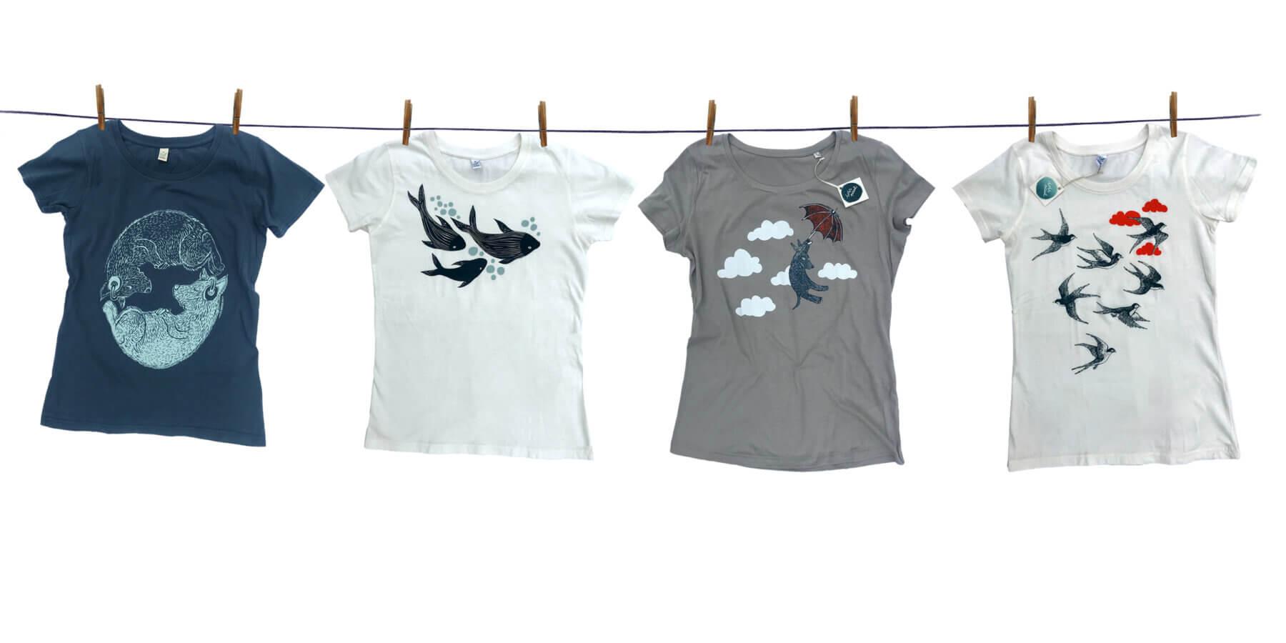 Schöne Dinge: T-Shirts Frauen