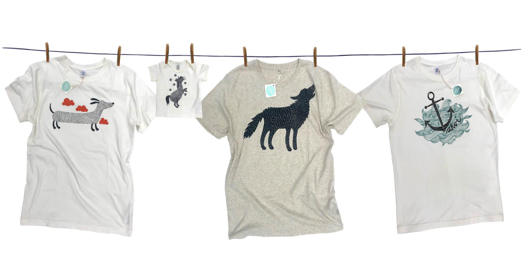 Schöne Dinge: T-Shirts Männer